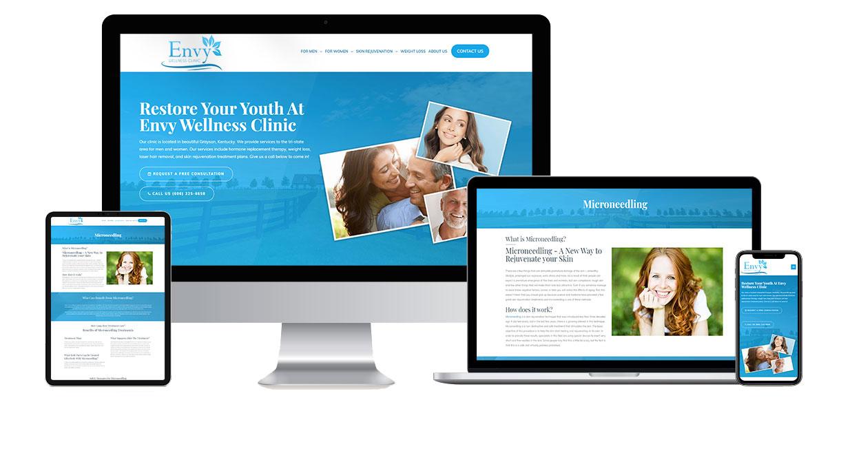 envy-wellness-clinic-case-study-website-design