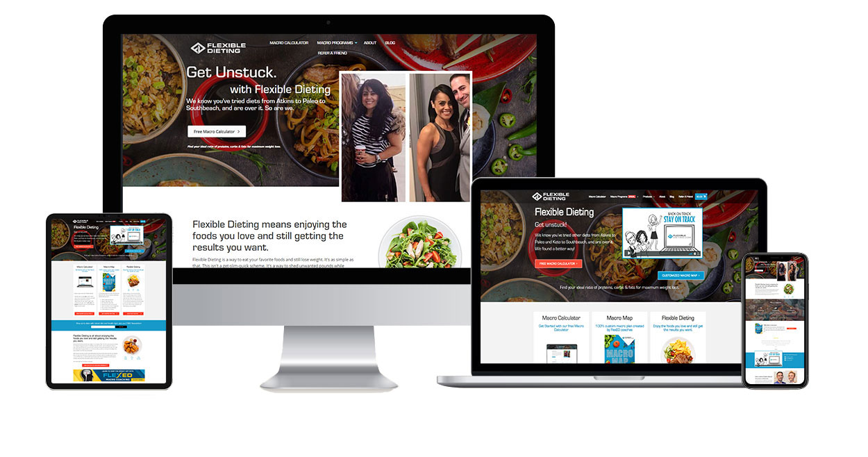 flexible-dieting-web-design-case-study