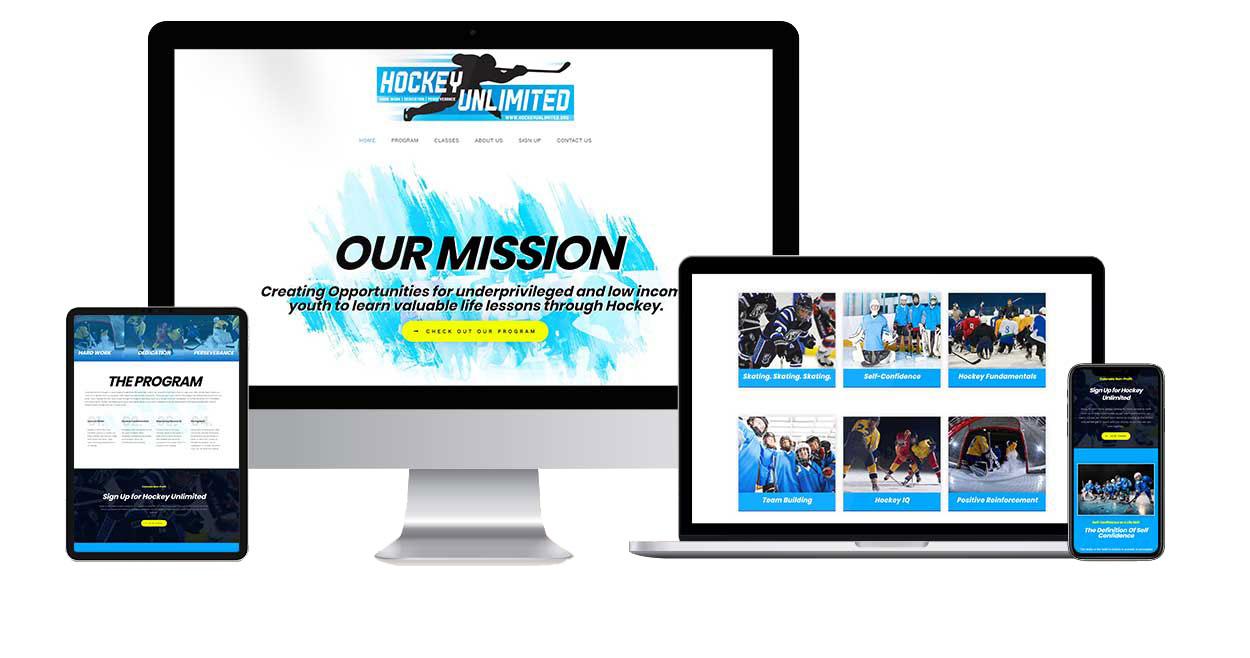 hockey-unlimited-webdesign-case-study