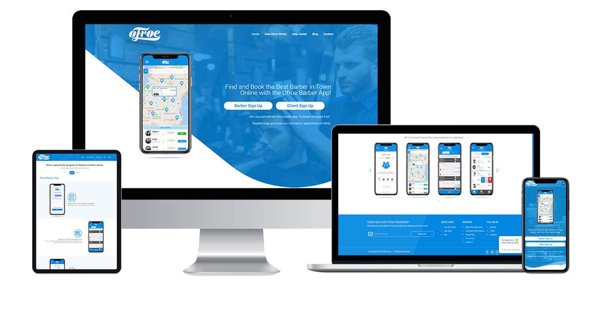 ofroe-website-design