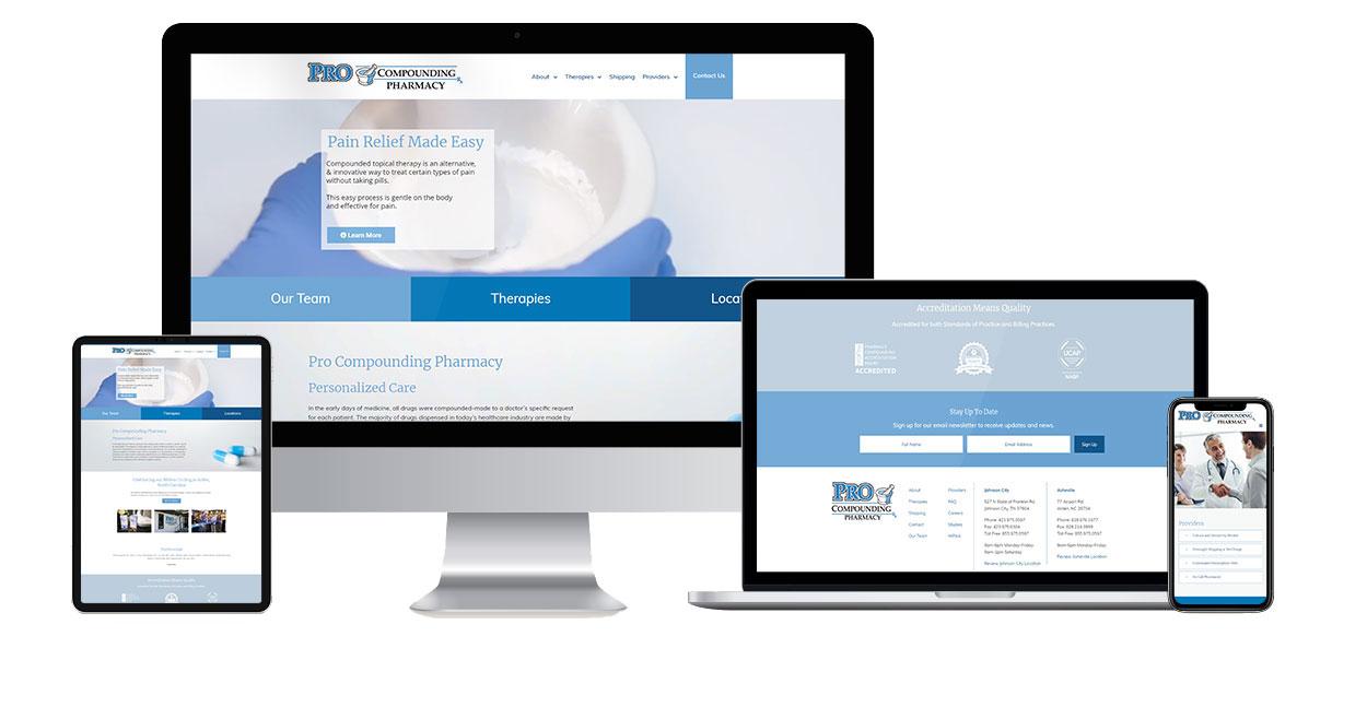 pro-compounding-wordpress-website-design