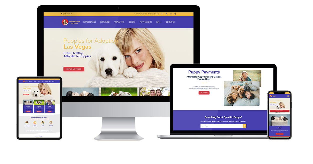 puppies-vegas-website-design-wordpress
