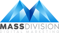 Mass Division Digital Marketing Services Logo