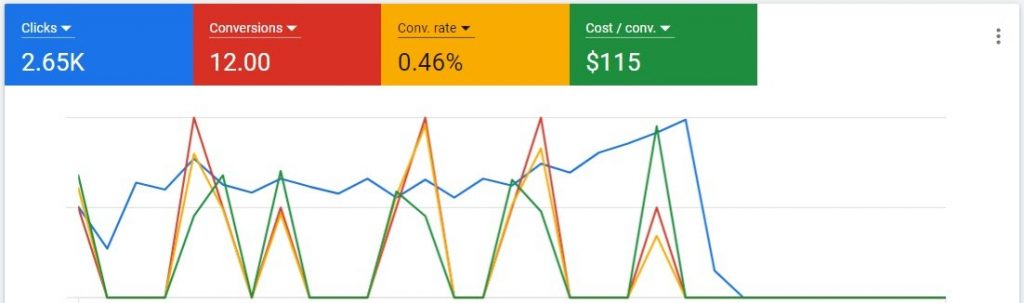PPC Case Study for Products and Services​